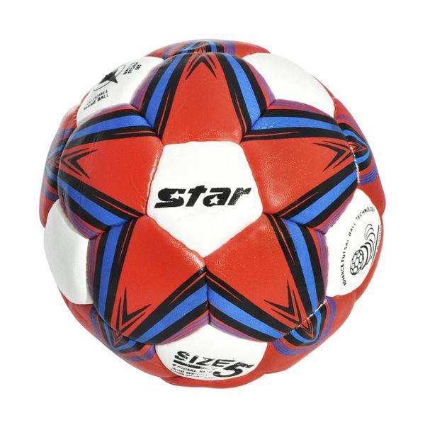 توپ فوتبال مدل استار قرمز