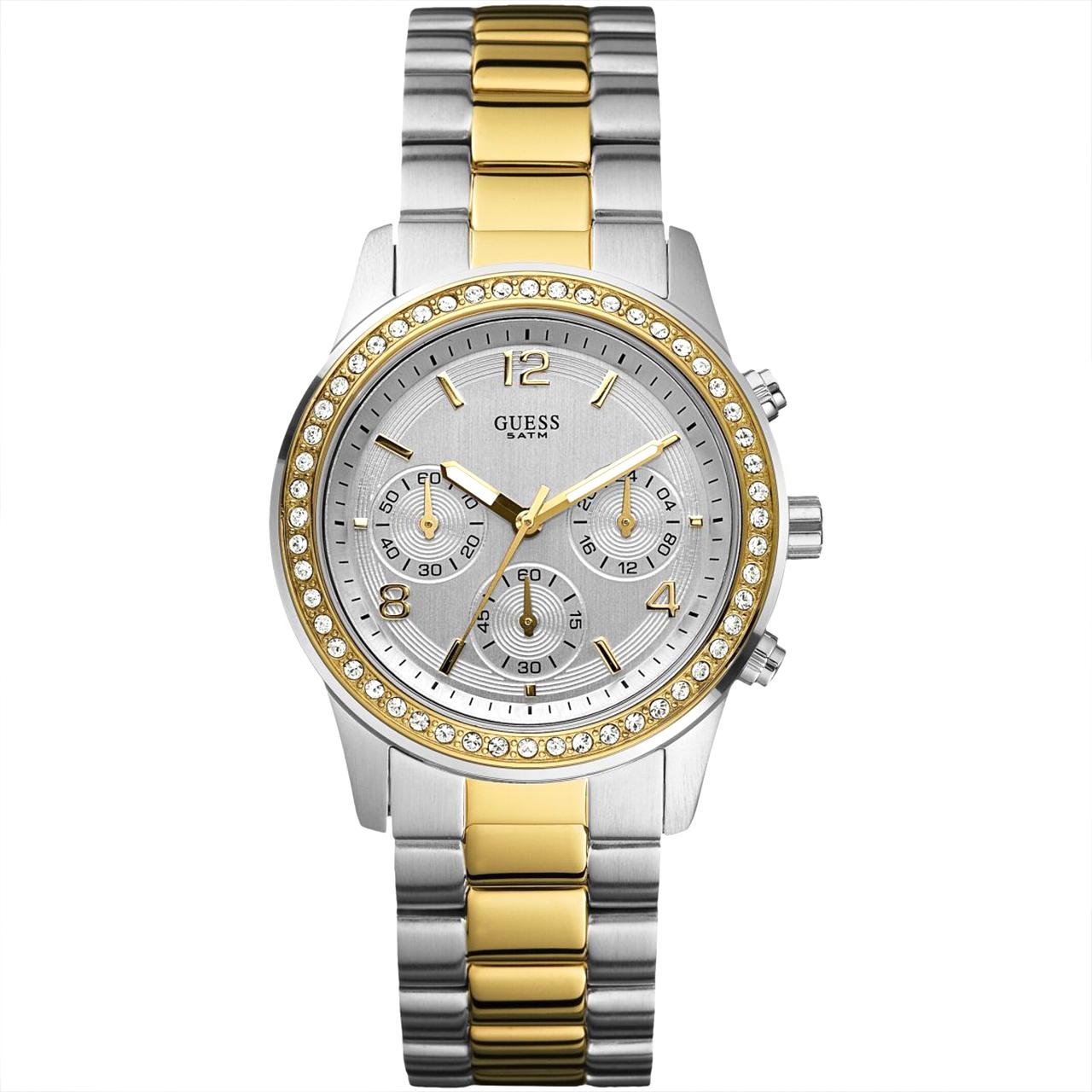 ساعت مچی عقربه ای زنانه گس مدل W0122L2
