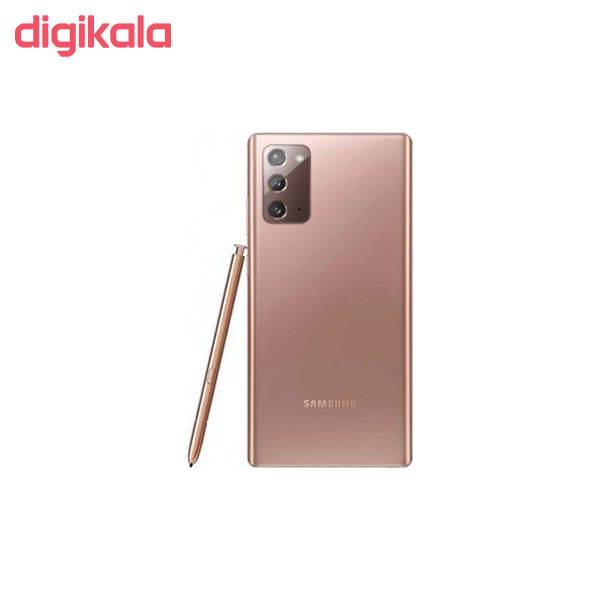 گوشی موبایل سامسونگ مدل Galaxy Note20 5G SM-N981B/DS دو سیم کارت ظرفیت 256 گیگابایت main 1 8