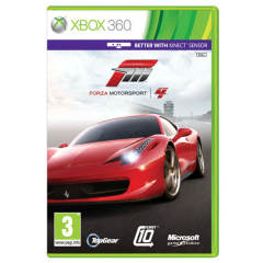بازی Forza Motorsport 4 Racing Game Of The Year Edition مخصوص Xbox 360