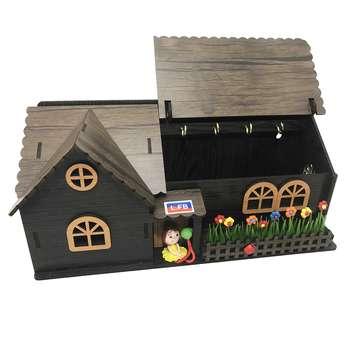 جا کلیدی ایرسا مدل کلبه چوبی