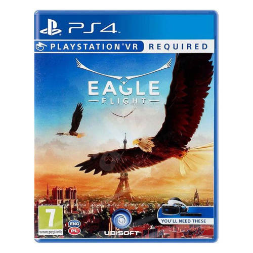 بازی Eagle Flight مخصوص Ps4