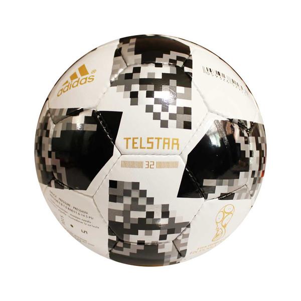 توپ فوتبال تلستار دوختی طرح جام جهانی مدل W156 سایز 5