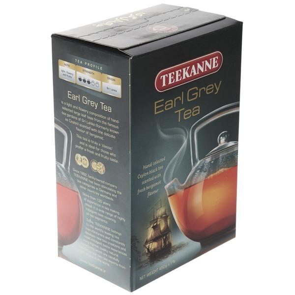 چای سیاه تی کانه مدل Earl Grey مقدار 450 گرم