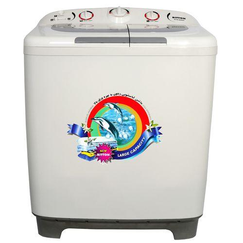 ماشین لباسشویی دوقلو ریتون مدل RTW-9000H  ظرفیت 9 کیلوگرم