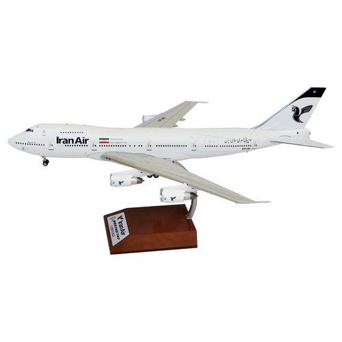 ماکت هواپیما اینفلایت مدل بویینگ 747 سری 200