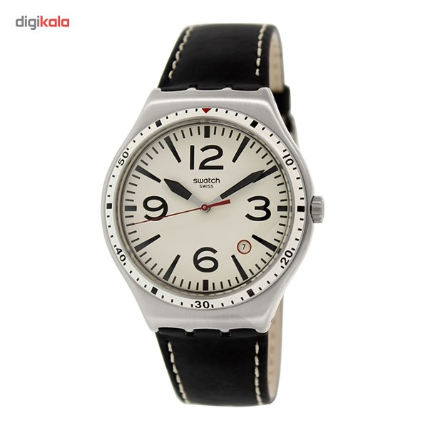 خرید ساعت مچی عقربه ای مردانه سواچ YWS403C