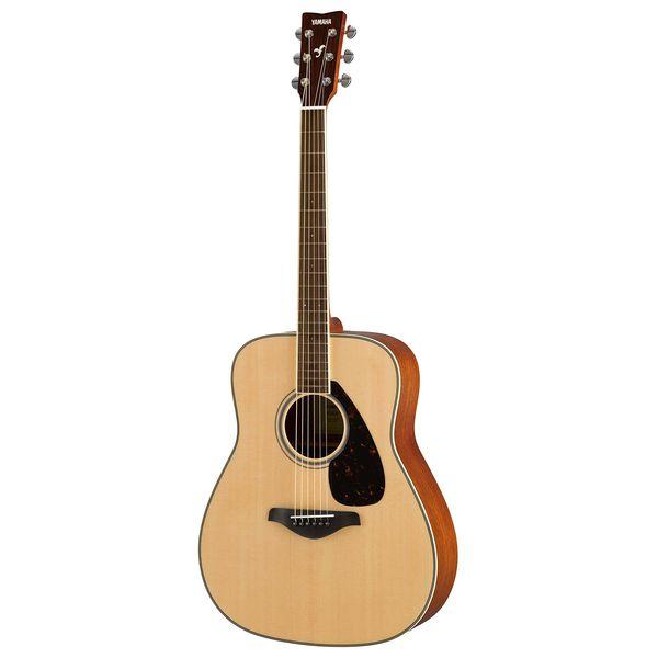 گیتار آکوستیک یاماها مدل FG820 Natural