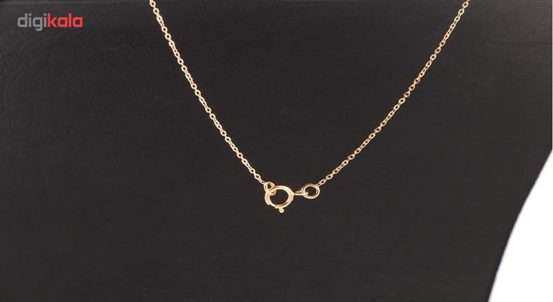 گردنبند طلا 18 عیار سپیده گالری SN0005