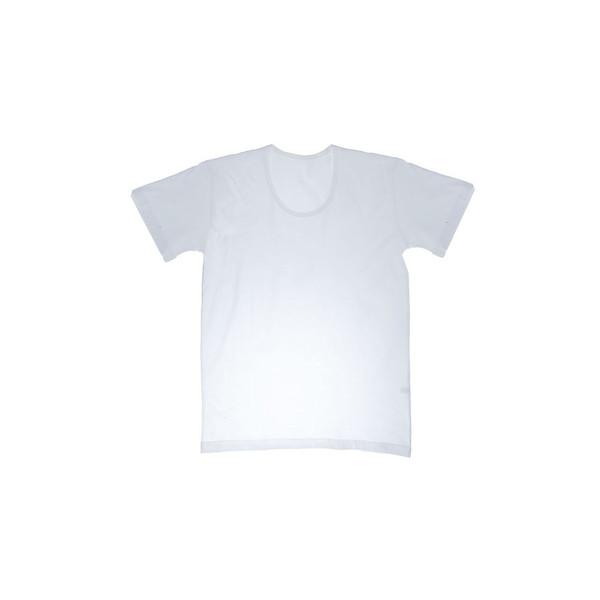زیر پیراهن نیم آستین مردانه فیت مدل 02