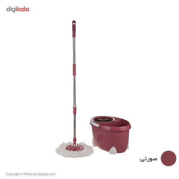 سطل و زمین شوی همارا مدل Rotating Bucket 7710 main 1 1