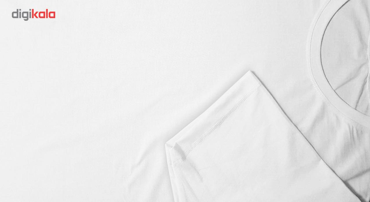تی شرت زنانه به رسم طرح بی تی اس کد 436