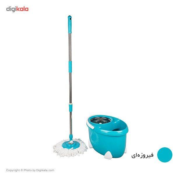 سطل و زمین شوی همارا مدل Rotating Bucket 7710 main 1 3