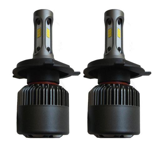 لامپ خودرو سه طرفه اسمارت مدل H4