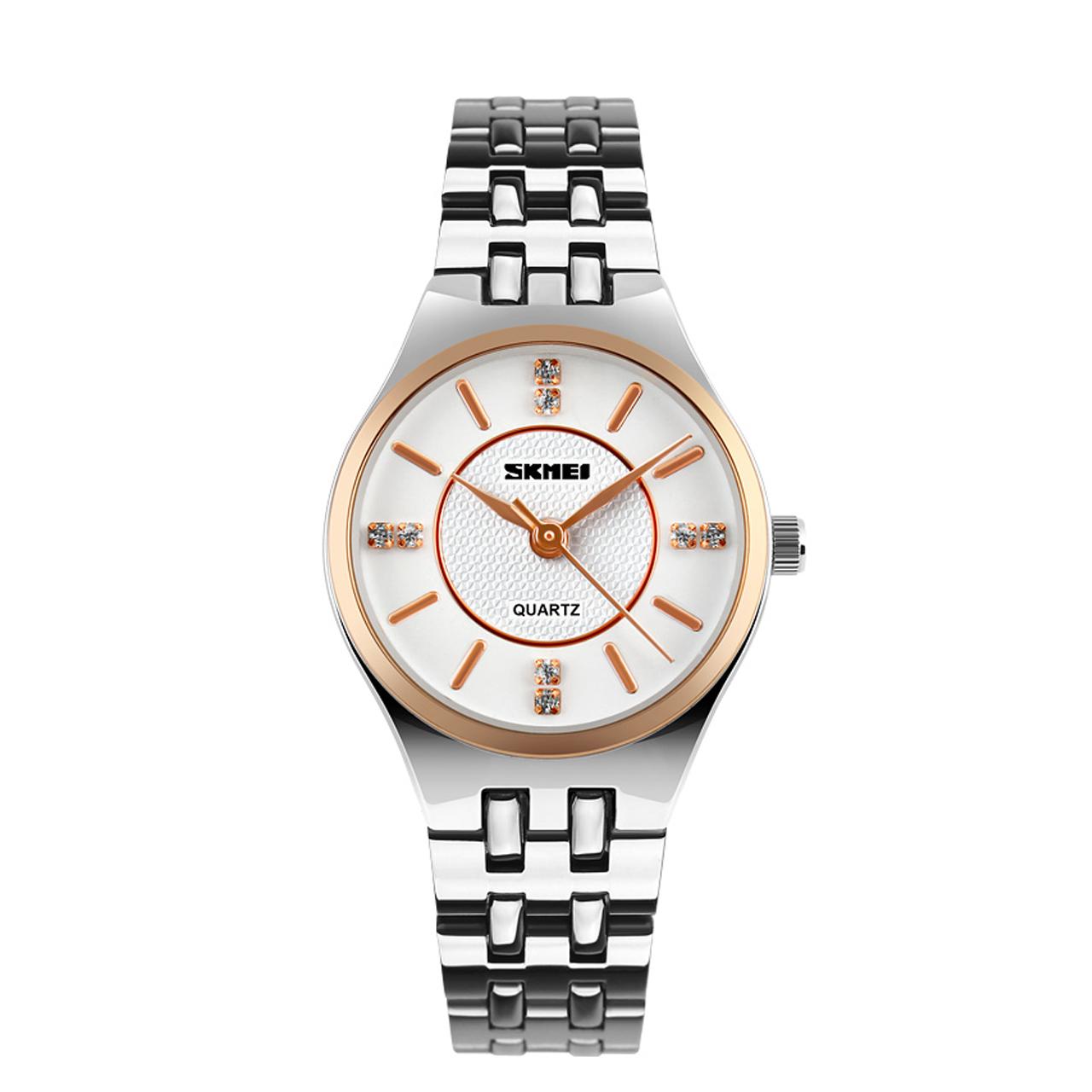 ساعت مچی عقربه ای زنانه اسکمی مدل 1133 1