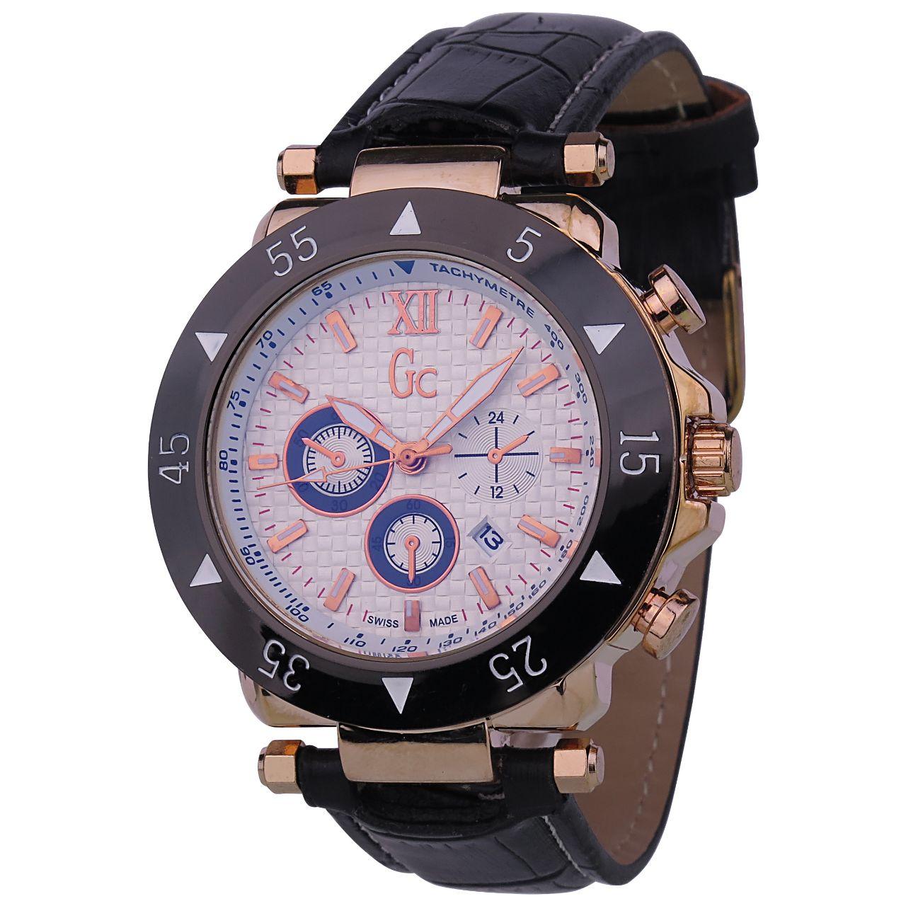 ساعت مچی عقربه ای مردانه مدل G264-03              خرید (⭐️⭐️⭐️)
