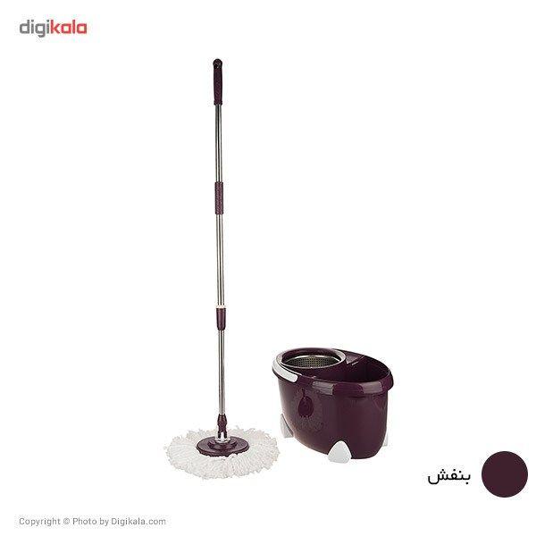 سطل و زمین شوی همارا مدل Rotating Bucket 7710 main 1 6