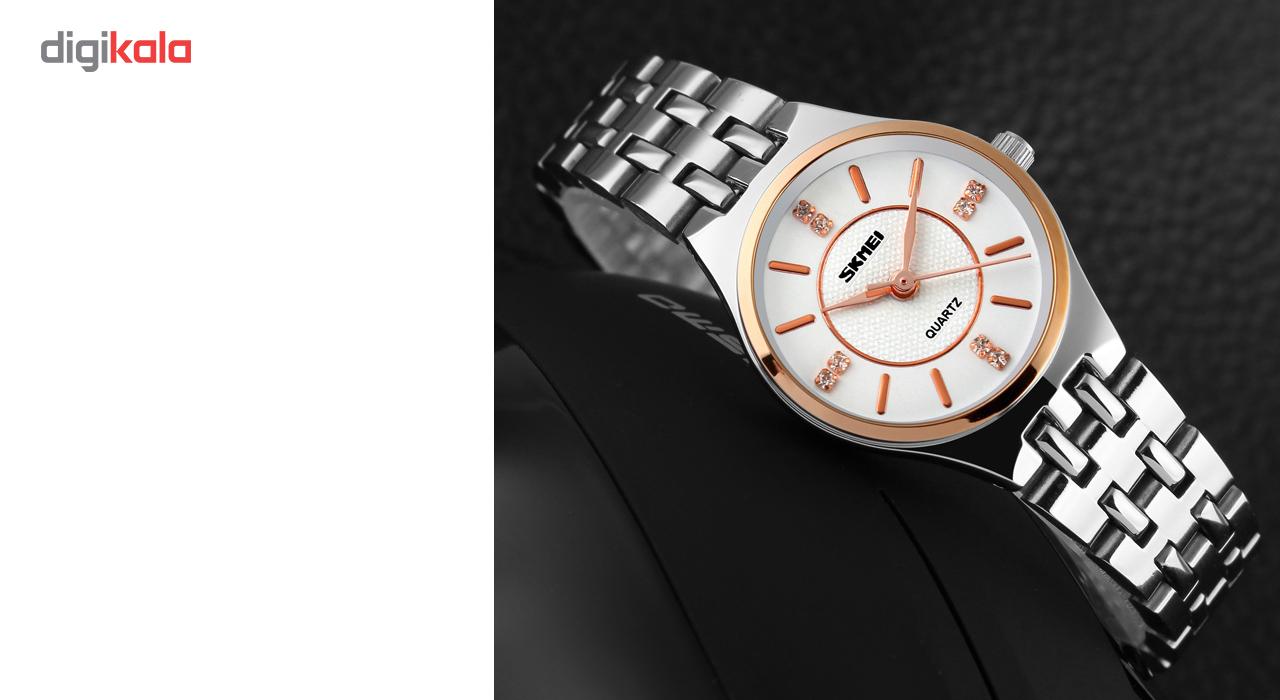 ساعت مچی عقربه ای زنانه اسکمی مدل 1133
