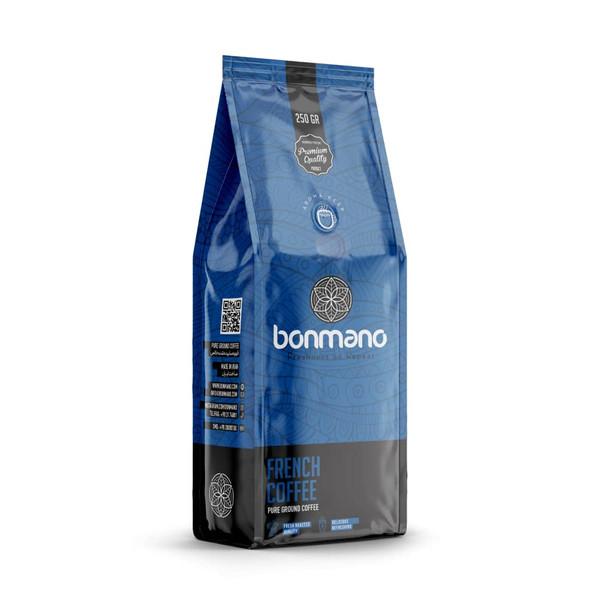 قهوه فرانسه بن مانو 250 گرمی