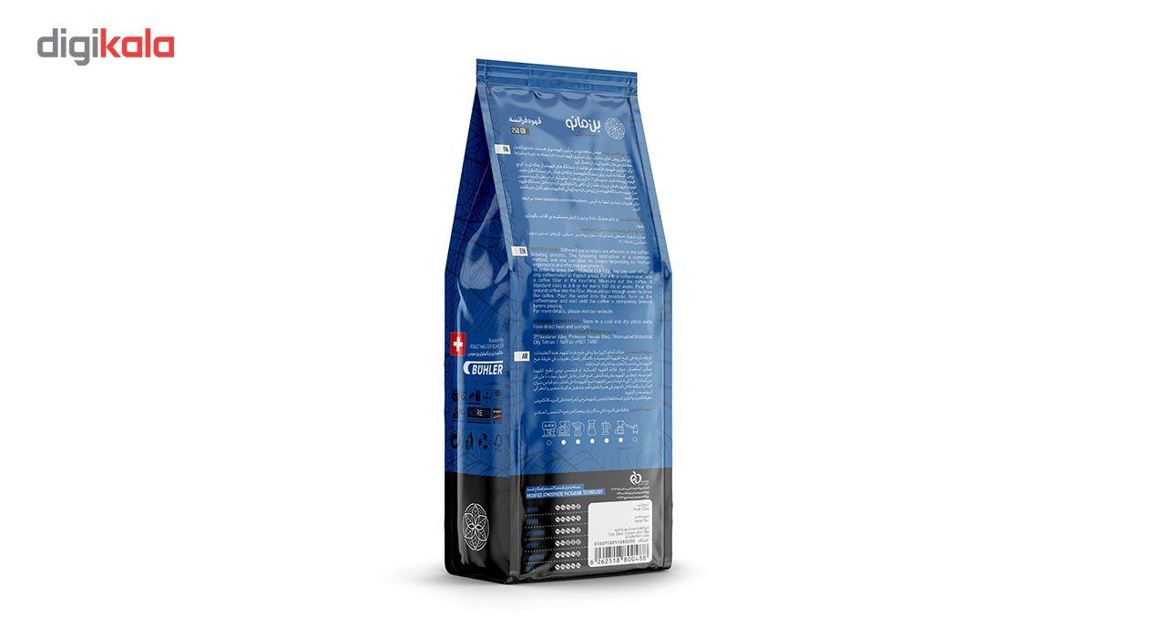 قهوه فرانسه بن مانو 250 گرمی main 1 1