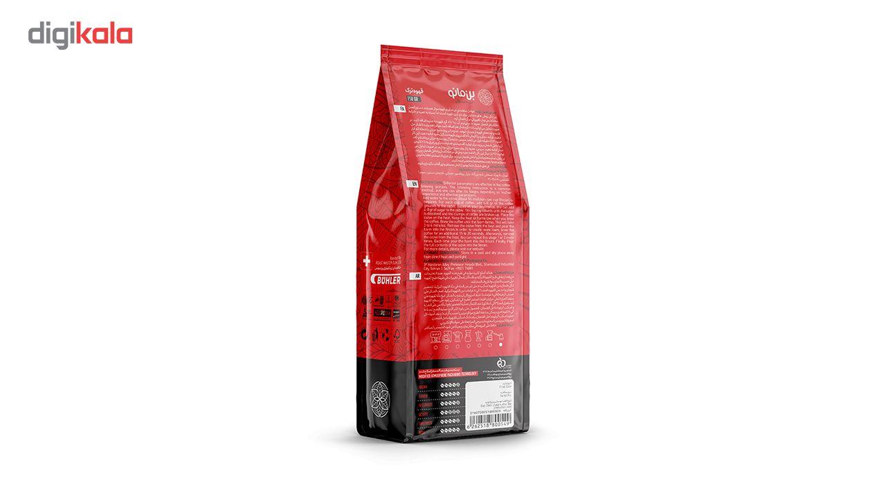 قهوه ترک بن مانو مقدار 250 گرم main 1 2
