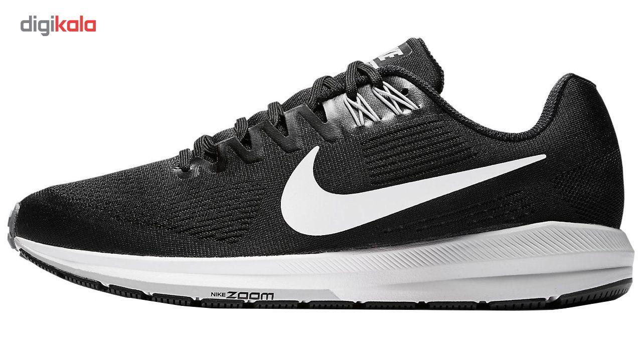 کفش ورزشی مخصوص دویدن و پیاده روی مردانه نایکی مدل Zoom Structure 21  Nike ZoomStructure 21 Runnin