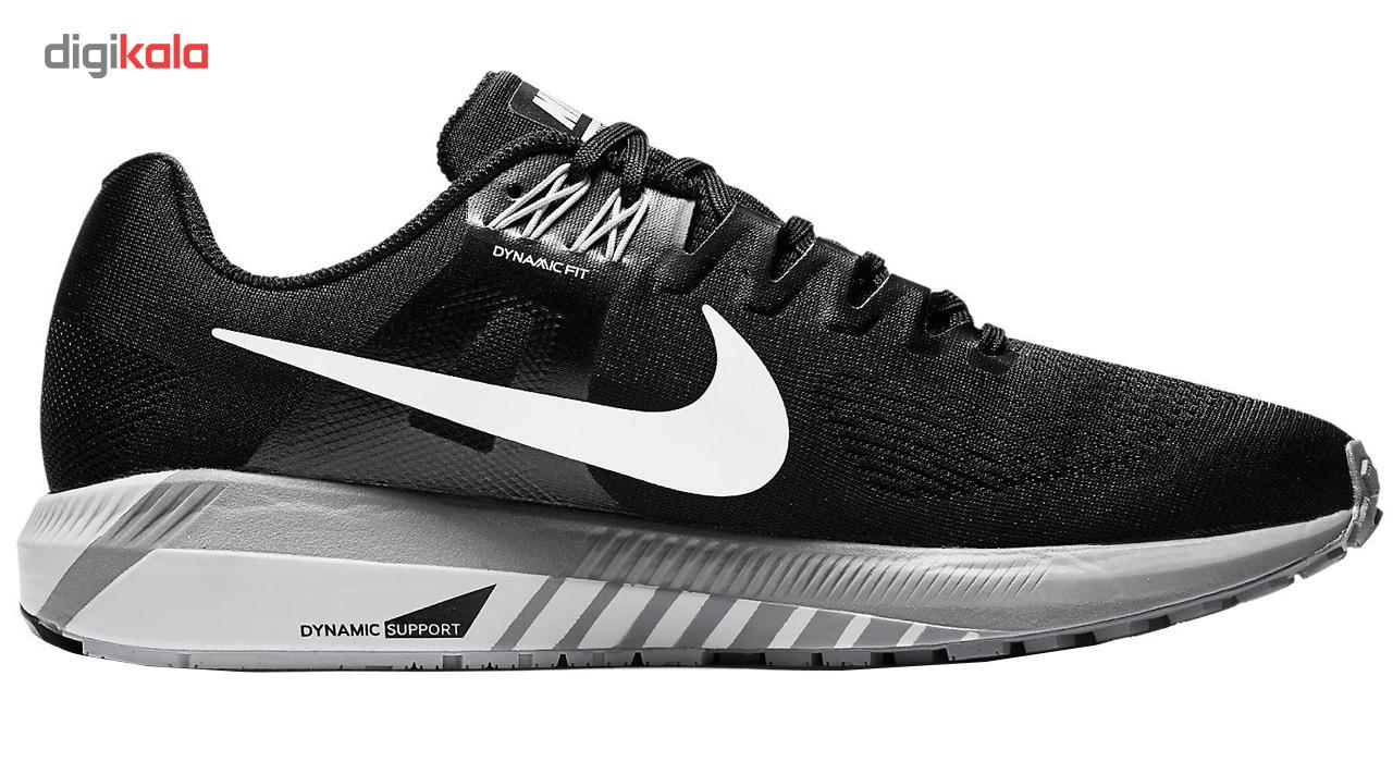 کفش ورزشی مخصوص دویدن و پیاده روی مردانه نایکی مدل Zoom Structure 21