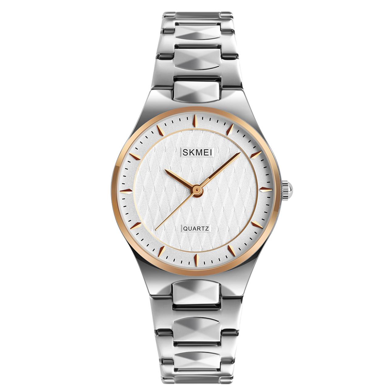 ساعت مچی عقربه ای زنانه اسکمی مدل 1282 کد 01 39