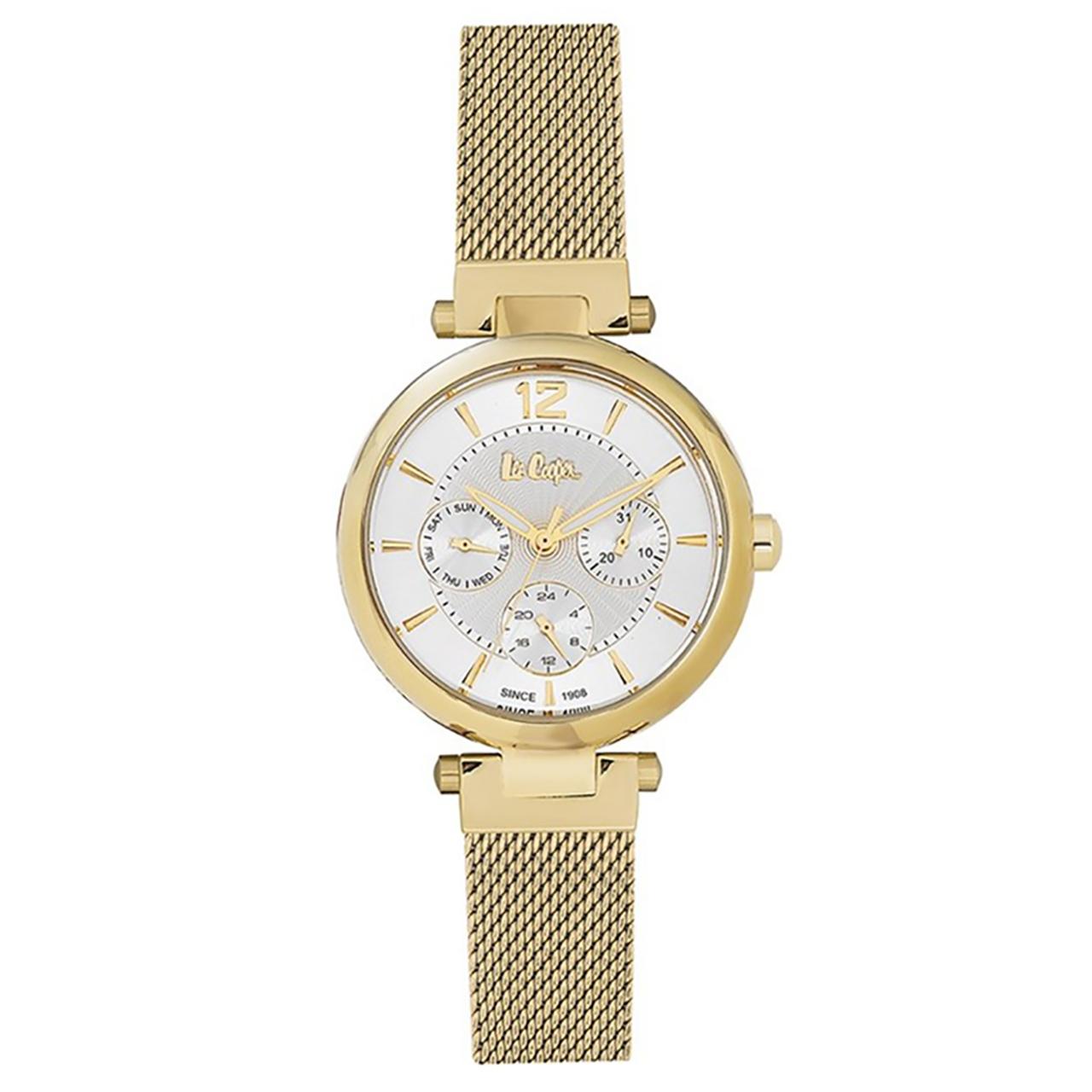 ساعت مچی عقربه ای زنانه لی کوپر مدل LC06264.130