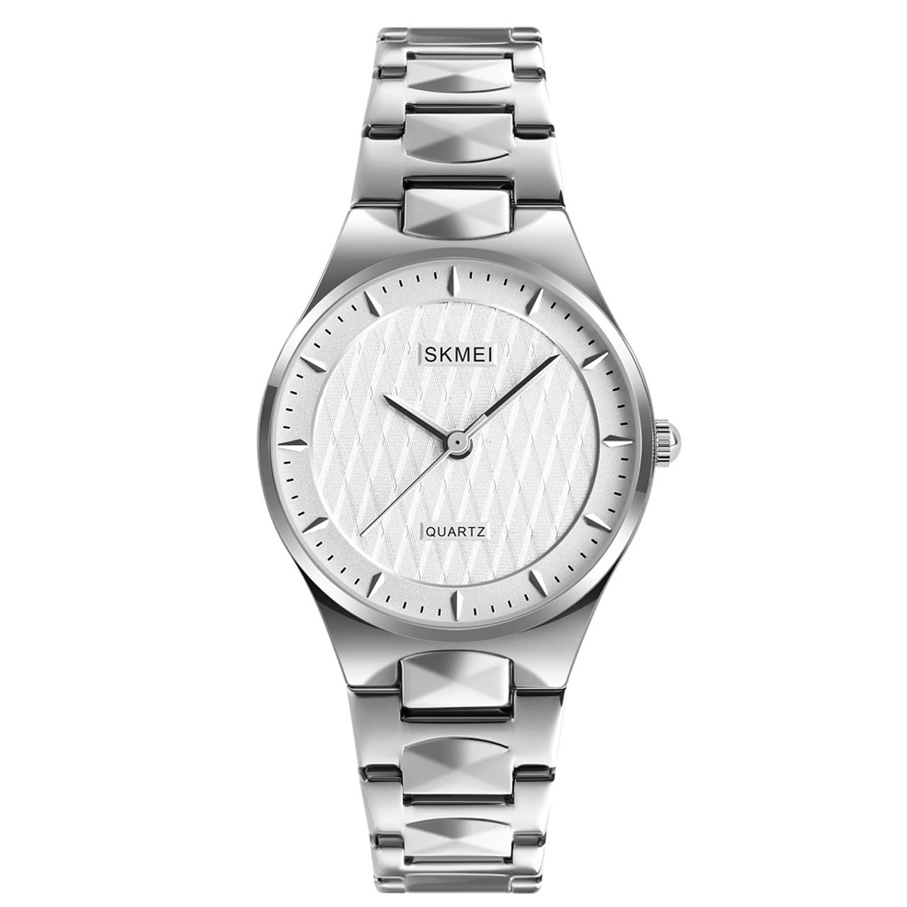 ساعت مچی عقربه ای زنانه اسکمی مدل 1282 کد 02 15