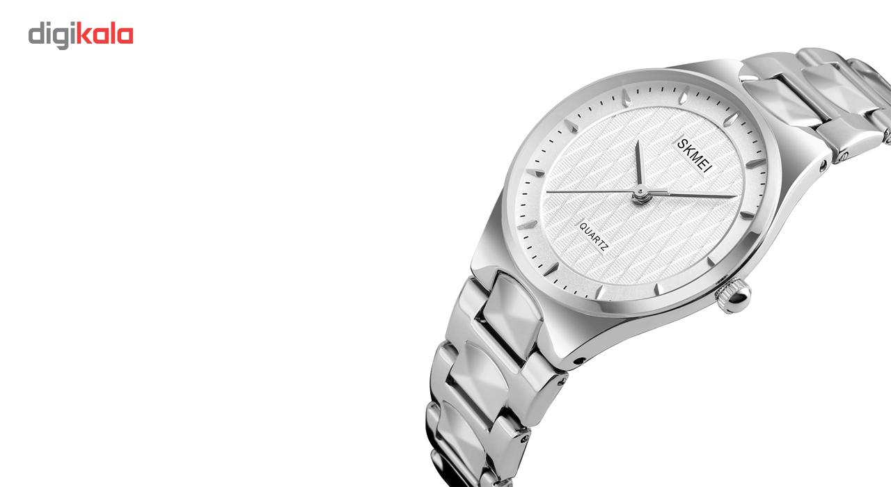ساعت مچی عقربه ای زنانه اسکمی مدل 1282 کد 02