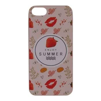 کاور مدل BK طرح summer مناسب برای گوشی موبایل اپل Iphone 5/5s/se