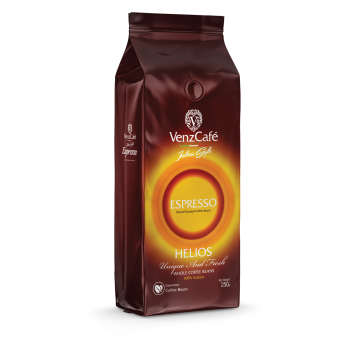 دانه قهوه اسپرسو هلیوس ونزکافه - 250 گرم