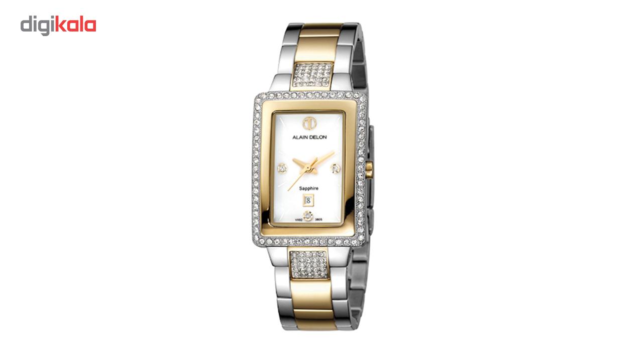 خرید ساعت مچی عقربه ای مردانه آلن دلون مدل AD379-2317