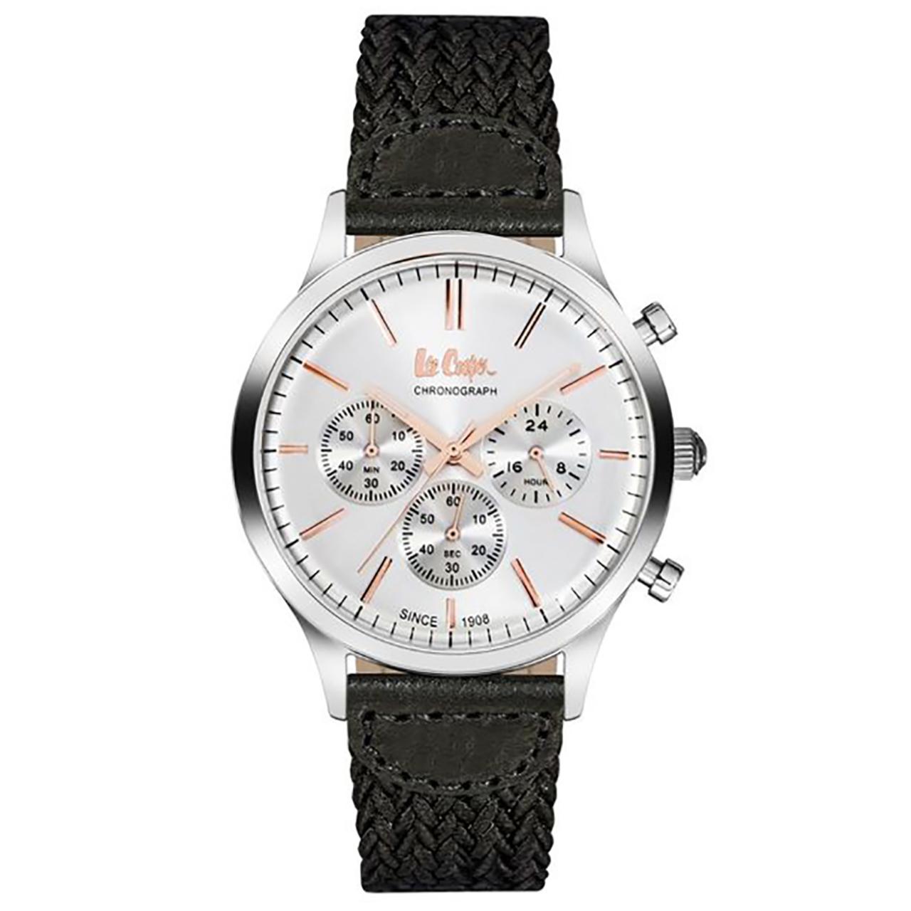 ساعت مچی عقربه ای مردانه لی کوپر مدل LC06293.331 37