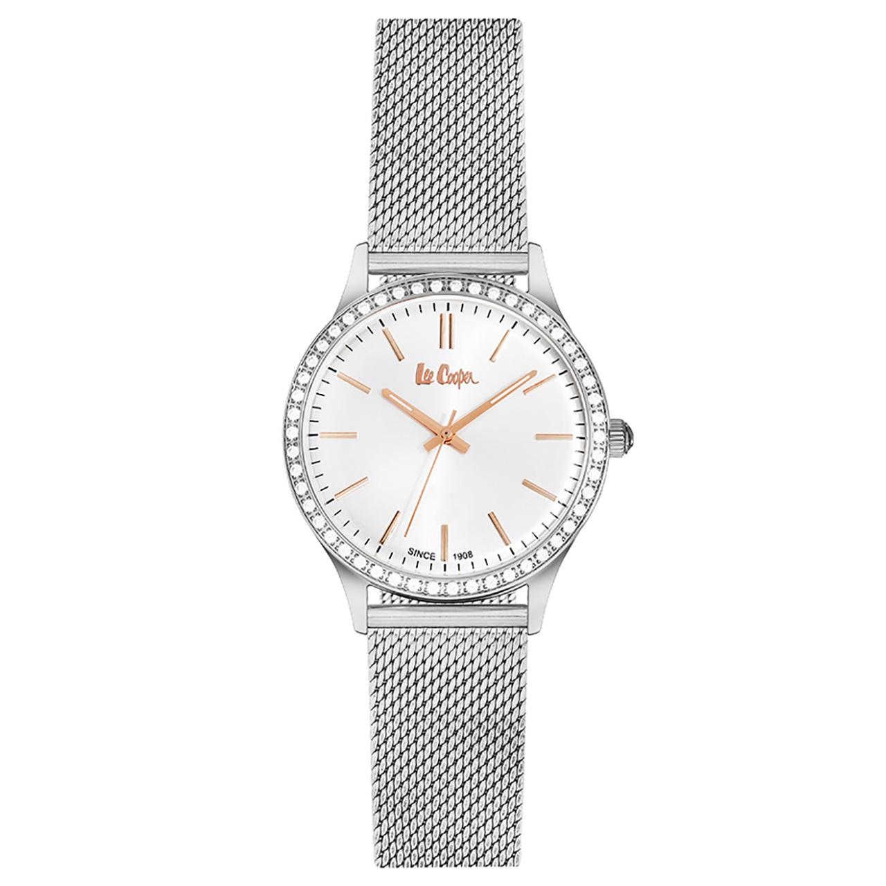 خرید ساعت مچی عقربه ای زنانه لی کوپر مدل LC06304.330