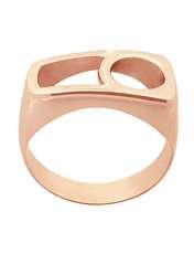 انگشتر نقره زنانه کد R207ProGo -  - 3