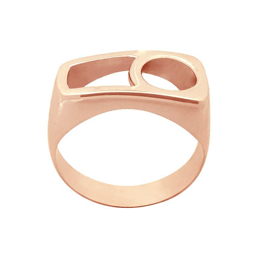 انگشتر نقره زنانه کد R207ProGo -  - 4