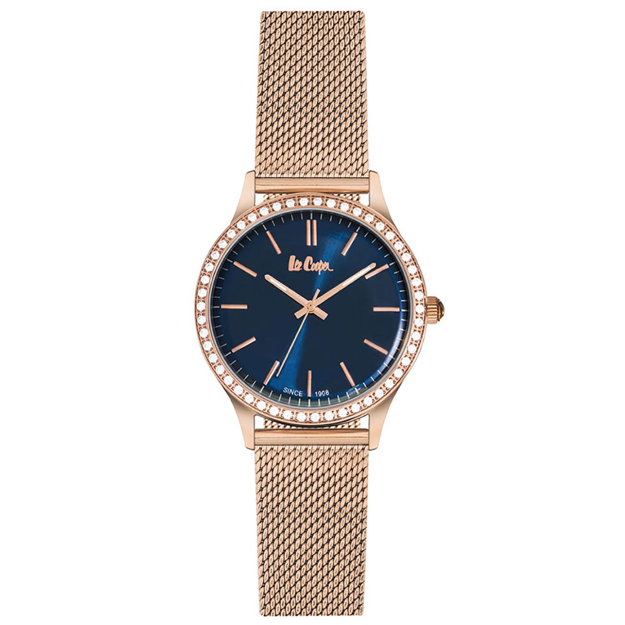 ساعت مچی عقربه ای زنانه لی کوپر مدل LC06304.490