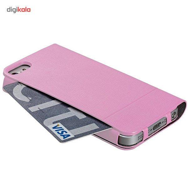 کیف کلاسوری اوزاکی مدل Ocoat Aim مناسب  گوشی موبایل آیفون 6 پلاس و 6s پلاس main 1 4