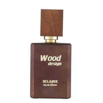 ادو پرفیوم مردانه اسکلاره مدل Wood Design حجم 100 میلی لیتر