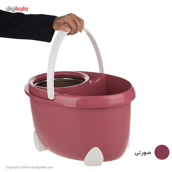سطل و زمین شوی همارا مدل Rotating Bucket 7710 main 1 11