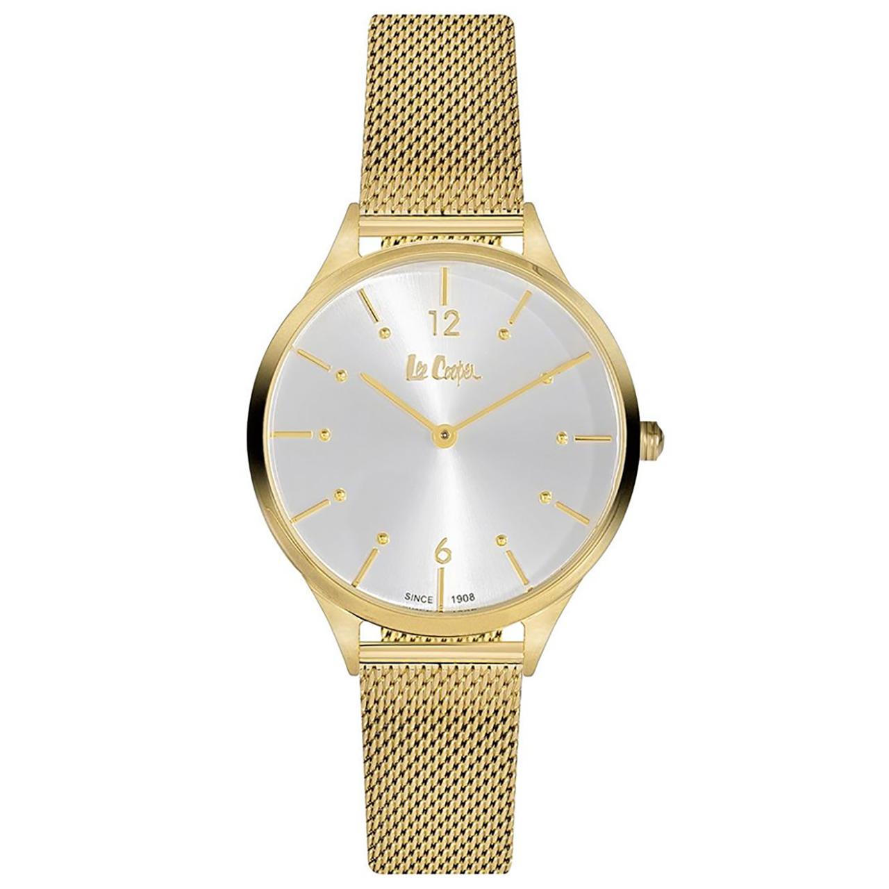 ساعت مچی عقربه ای زنانه لی کوپر مدل LC06339.130
