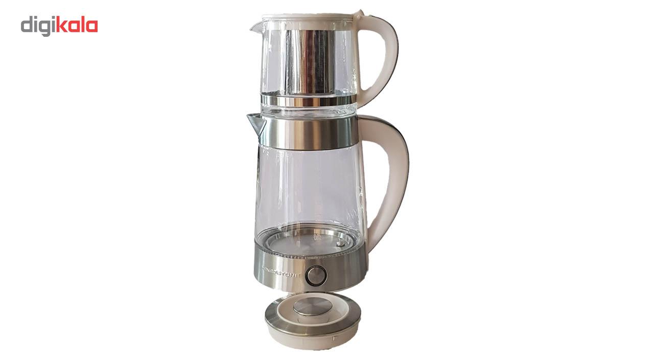 چای ساز هاردستون مدل TKG1711