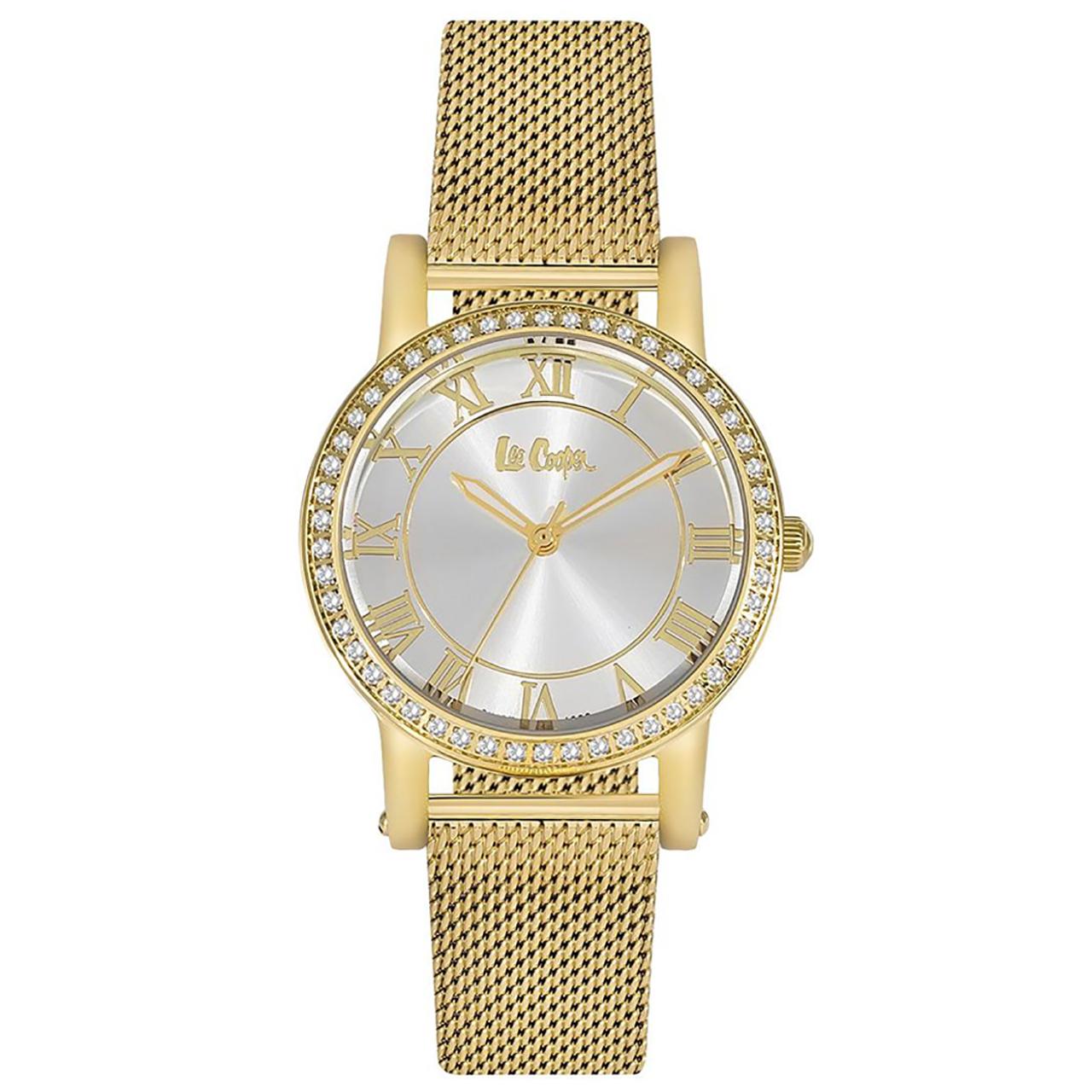 ساعت مچی عقربه ای زنانه لی کوپر مدل LC06353.130