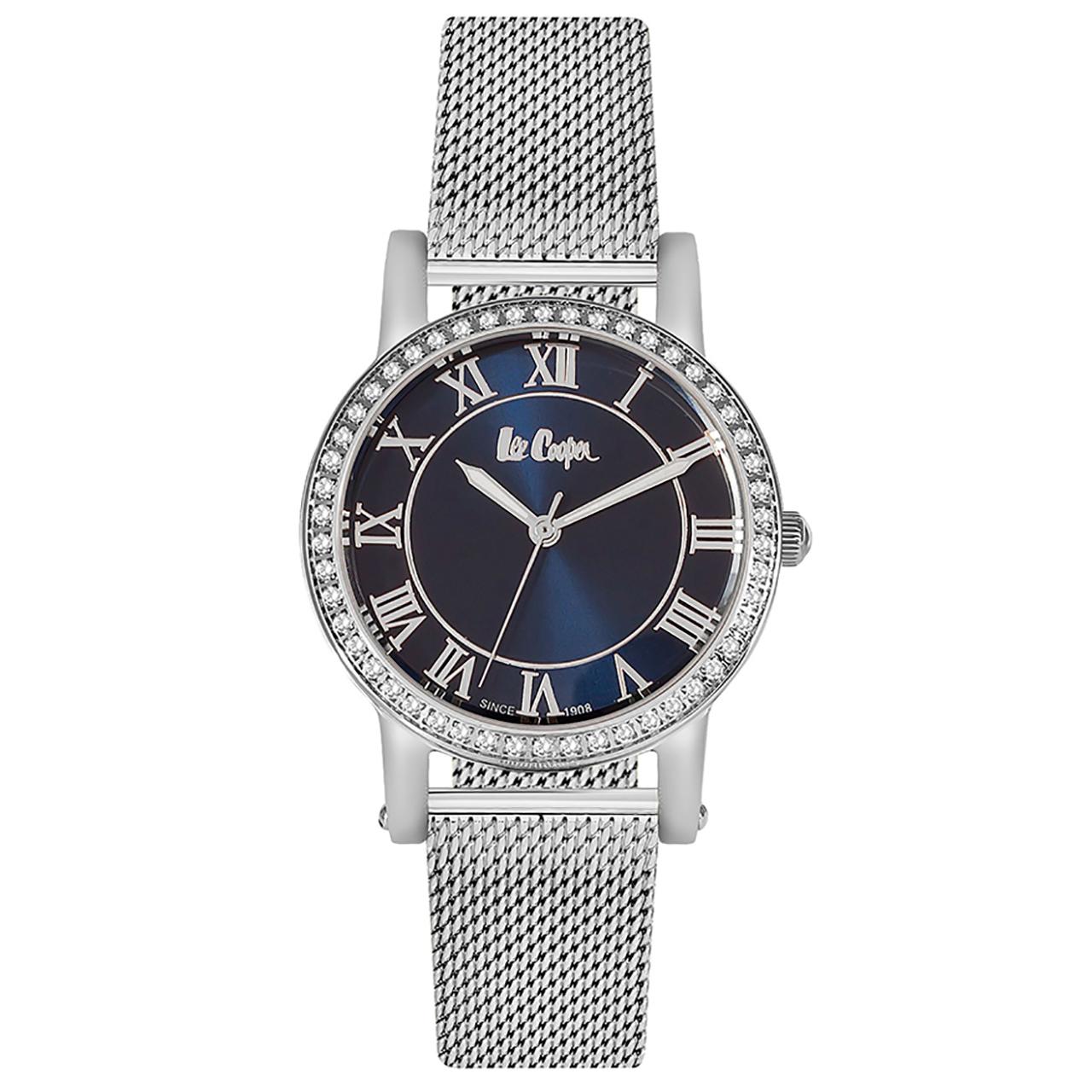 ساعت مچی عقربه ای زنانه لی کوپر مدل LC06353.390 35