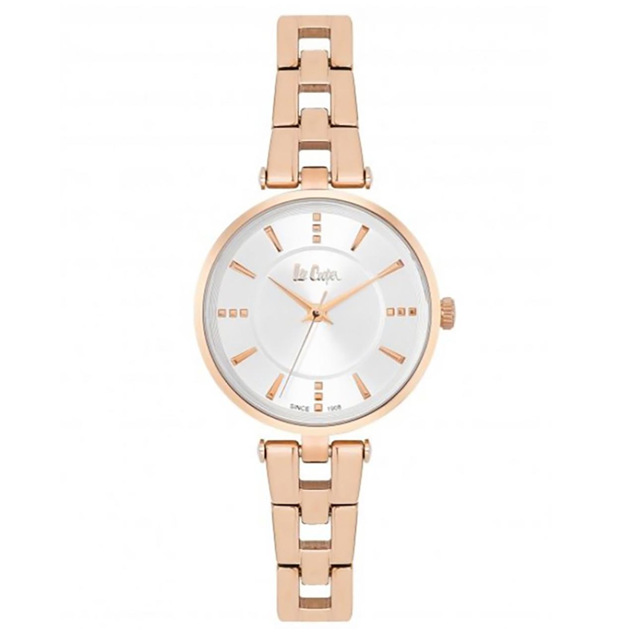 ساعت مچی عقربه ای زنانه لی کوپر مدل LC06362.430