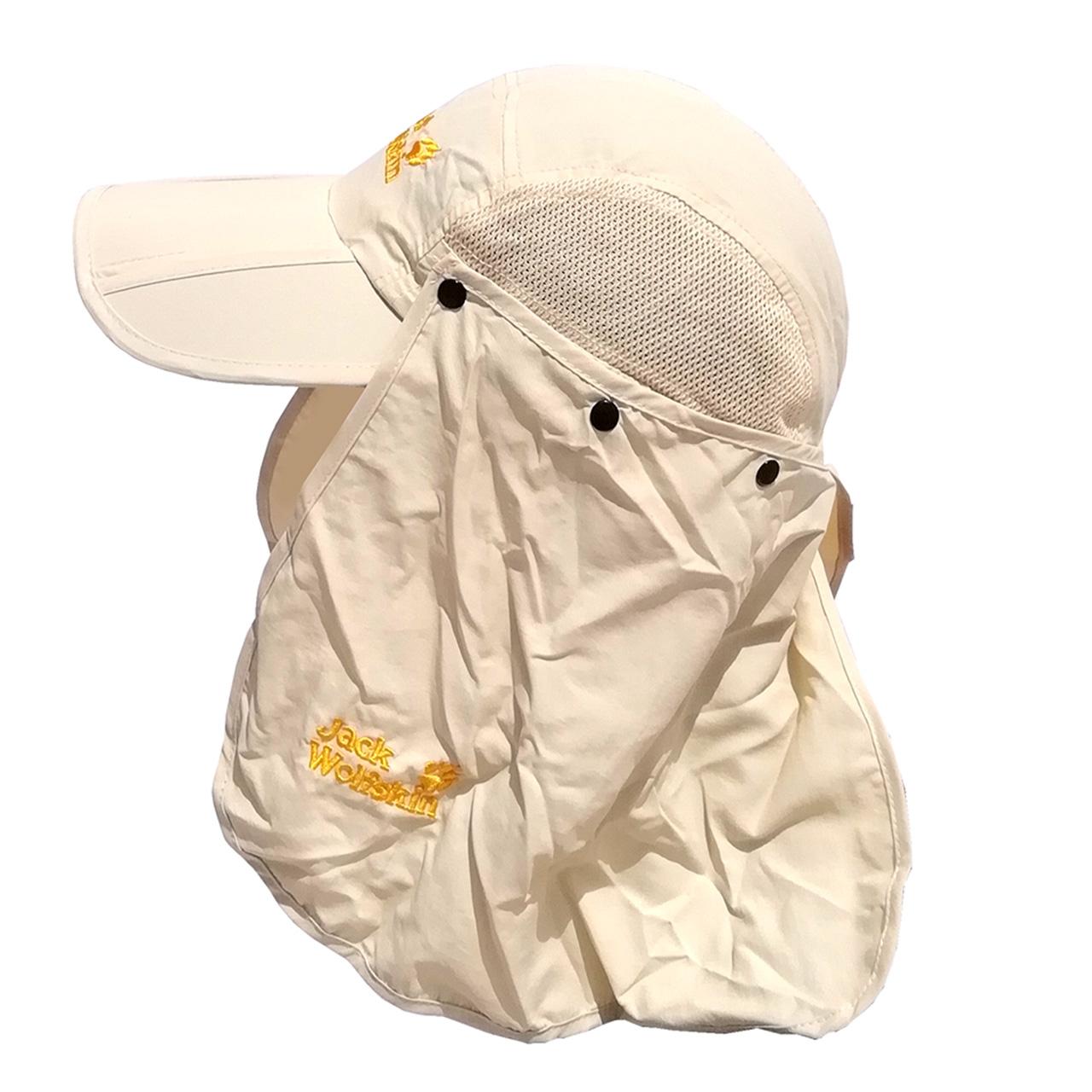 کلاه کوهنوردی جک ولف اسکین مدل سه تکه کد 06 سایز L