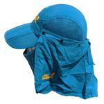 کلاه کوهنوردی جک ولف اسکین مدل سه تکه کد 05 سایز L