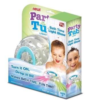 توپ بازی حمام مدل Party In The Tub Light